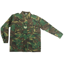 Kids Soldier 95 style Trousers Camo Cadet  R609