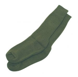 Socks  Military Army Cadet Olive Green Size 4-8 R453