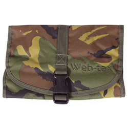 WEB-TEX WASH BAG DPM BRITISH ARMY CADETS MILITARY R495