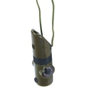 WHISTLE 7-IN-1 SURVIVAL WHISTLE R1140